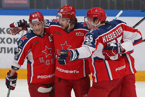 CSKA starts with a win