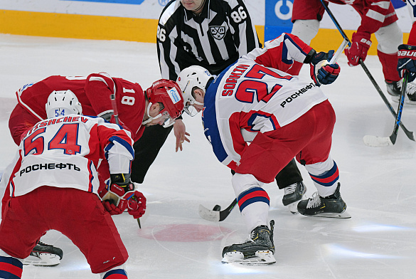 CSKA lost in Podolsk